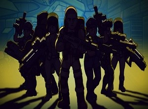 لعبة حرب العصابات و رجال الامن