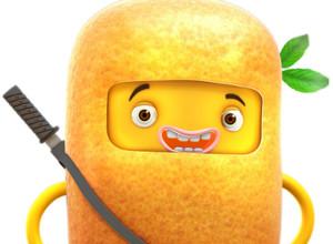 لعبة حماية برتقال سيفيل من هجمات السحب السوداء