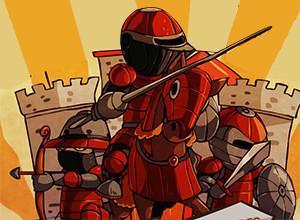 لعبة حراس القلعة