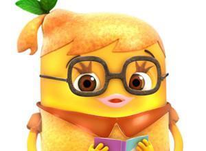 لعبة حماية محصول البرتقال الحمضى