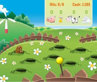 لعبة حماية المزرعة