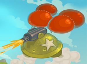 لعبة المعركة الهوائية