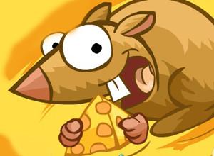 لعبة أكل الجبنة الرومي