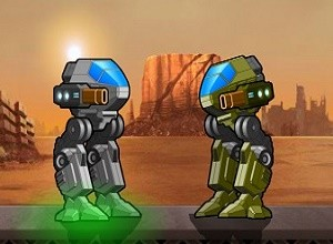 لعبة حرب المدرعات الآليه