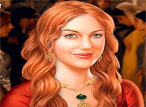 لعبة مكياج مريم اوزيرلى