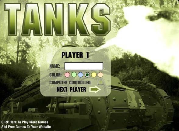 العاب دبابات جديدة