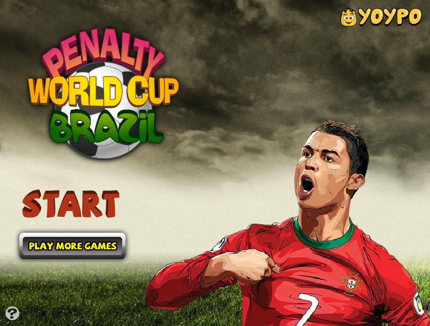 لعبة كأس العالم 2014