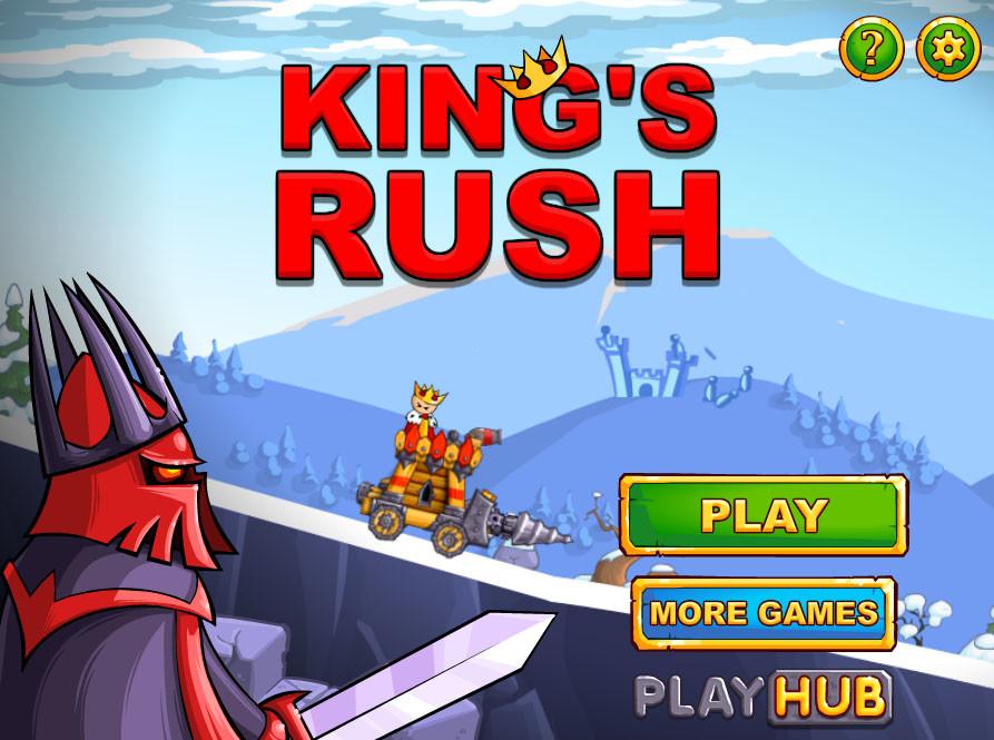 لعبة الملك المحارب