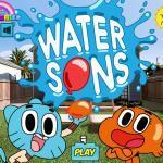 لعبة ابناء الماء غامبول وداروين