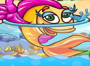 لعبة انقاذ حياة السمك