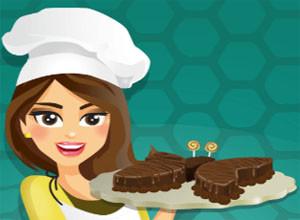 لعبة الكعكه اللذيذه