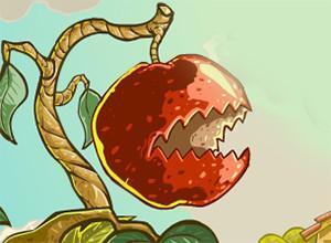 لعبة حرب الفواكه