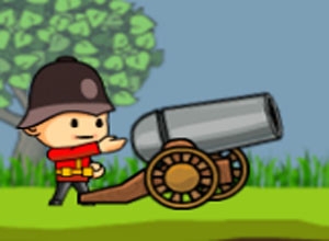لعبة المدفع الفرنسى
