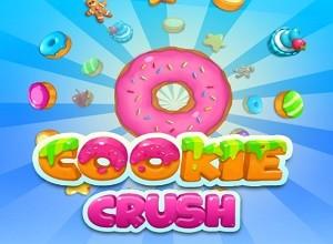 لعبة Cookie Crush