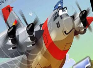 لعبة مسابقة الطيران