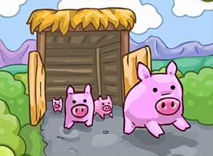 لعبة ارض الخنزير