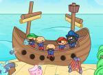 لعبة حصار الساحل