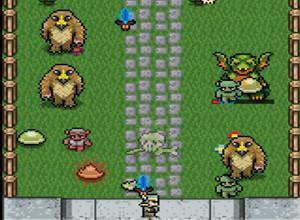 لعبة الدفاع عن القلعة