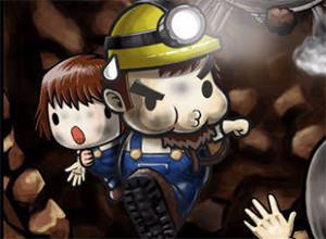 لعبة مهندس تنقيب الانقاق و إنقاذ الضحايا
