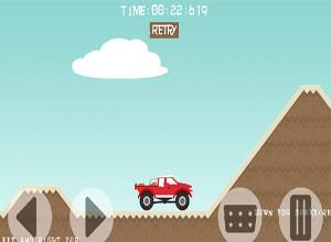 لعبه السيارة متسلقه الجبال