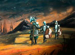 لعبة حرب الملكية