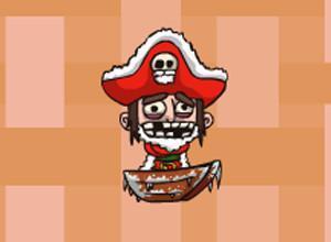 لعبة مغامرات القرصان البحرية