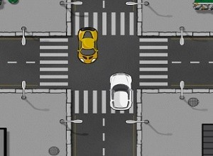 لعبة تصادم سيارات الشارع