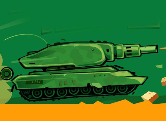 لعبة مغامرات حرب الدبابات