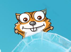 لعبة مغامرات حيوان الماموس فى القطب الشمالى