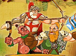 لعبة قصة الحروب الصليبية