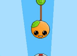 لعبة البرتقالة الشقية و قوة الجاذبية