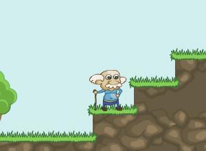 لعبة ذكريات الرجل العجوز عندما كان صغير