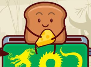 لعبة الخبز