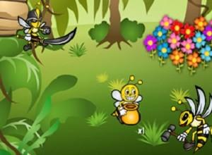 لعبة مملكة النحل