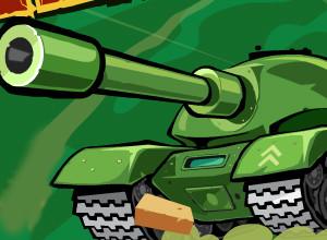 لعبة المغامرات الحربية للدبابات القوية