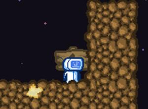 لعبة مغامرات رائد الفضاء