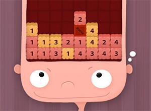 لعبة عقل حساب الارقام