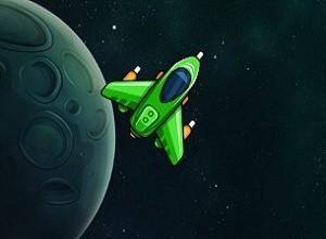 لعبة طائرة حماية كوكب الارض
