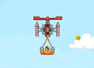 لعبة الهليكوبتر الناقلة