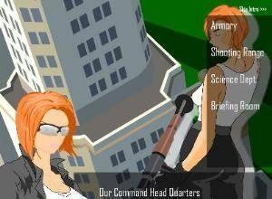 لعبة القنص وتبادل إطلاق النار
