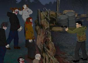 لعبة قتال الموتي