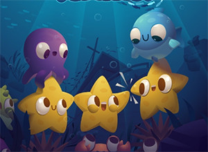 لعبة المحيط والكائنات البحرية