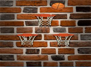 لعبة كرة السلة الثلاثية