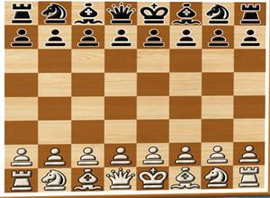 لعبة الشطرنج الكلاسيكية