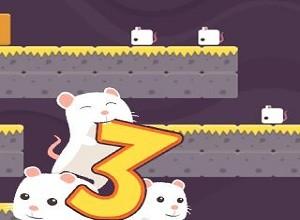 لعبة اتحاد الفئران الثلاثة