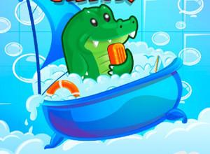لعبة الوصول الي التمساح