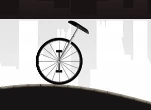 لعبة الدراجة ذي العجلة الواحدة