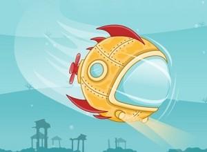 لعبة غاوصة الماء و عملات الذهب