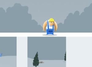 لعبة عامل بناء الجسور