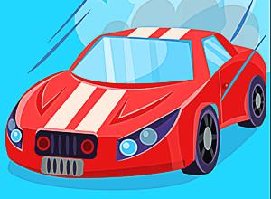 لعبة سباق سيارات الهيدروكربون